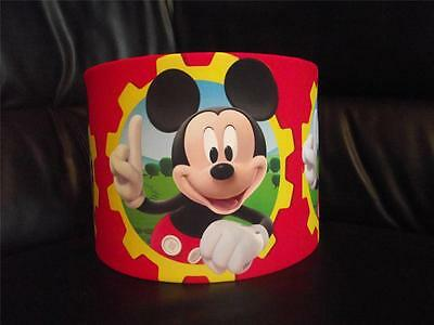 "Mickey Mouse Clubhouse D2 10"" Drum Ceiling Lampshade Lightshade"