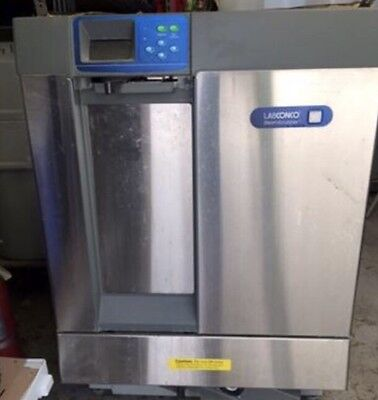 Labconco Steamscrubber Lab Glass Washer Steam Scrubber