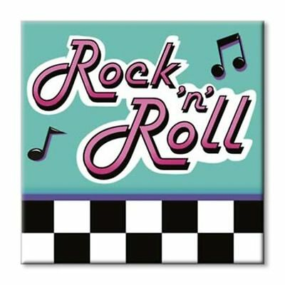 50's ROCK & ROLL PAPER NAPKINS 16 pcs.1950's Party Retro Grease Sock hop 6-2B
