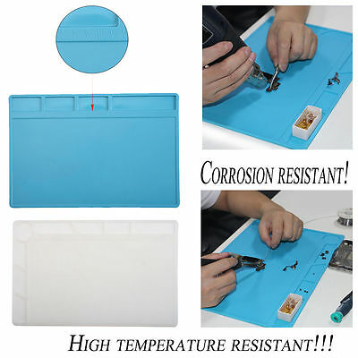 Insulation Heat-resistant Repair Soldering Pad Maintenance Platform BGA Mat VE