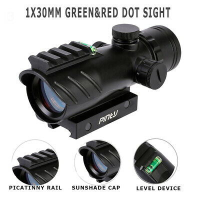 2.5-10x40EG Tactical Rifle Scope Mil-dot Dual illuminated Red Laser w/ Mount
