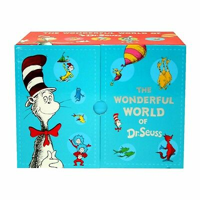 The Wonderful World of Dr Seuss by Dr. Seuss Hardback 20 Books