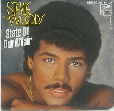 Stevie Woods state of our affair