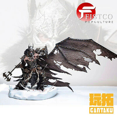 THE BAT KING - Statue by Caleb Nefzen (Gantaku)