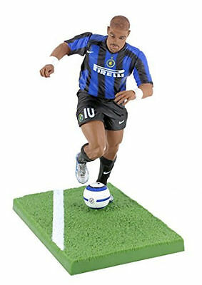 3D Stars Football Serie A Inter Adriano Action Figure Nuovo New  Soccer