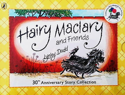 Hairy Maclary Collection by Lynley Dodd 6 Favourite Stories Childrens Book Set