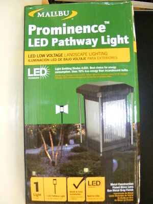 Malibu Prominence Led Pathway Landscape Lighting Low Voltage 8418210601