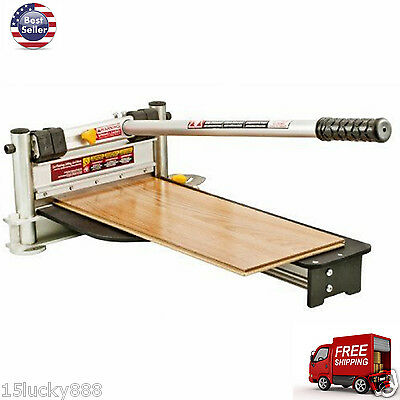 Exchange-a-Blade 2100005 9-Inch Laminate Flooring and Vinyl Tile Cutter