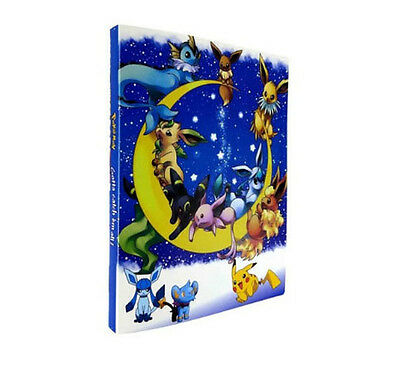 Pokemon Yugioh 9-Pocket Binder A4 18 Page Portfolio Album! Holds 324 Cards
