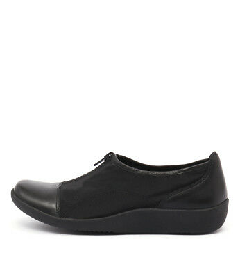 New Planet Glam Black Womens Shoes Casual Shoes Heeled
