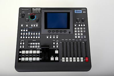 Panasonic AG-MX70 Digital Audio-Video Mixer w/ SDI Board Option AG-YA70