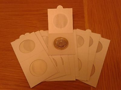 Hartberger - Lightouse Self Adhesive Coin Holders - All Sizes Available