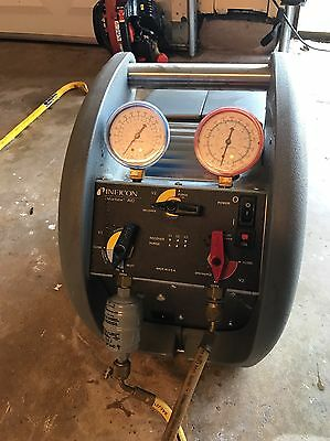 Inficon Vortex Ac 714-202-G1 Refrigeration Recovery Unit