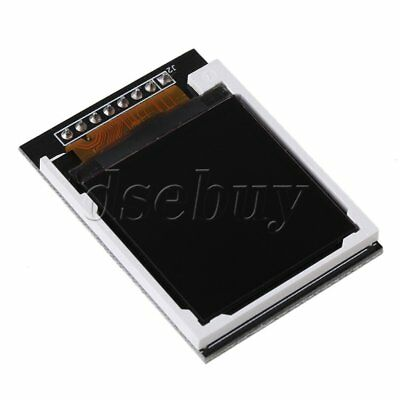 "1.44"" Serial Port 128x128 SPI Upgrade True Color TFT LCD Display Module Adapter"