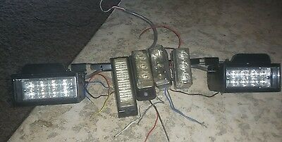 Code 3, Whelen and Sound Off Signal (B) led lot