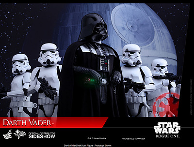 Star Wars Hot Toys Darth Vader Rogue One 1:6 Scale Action Figure Hotmms388