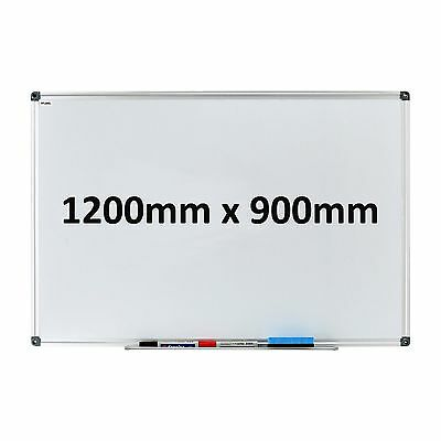 "48"" X 36""Dry Erase Single Side Magnetic Writing Whiteboard School Office Board"