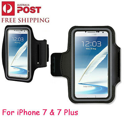 New Sports Gym Armband Arm Running Jogging Exercise for iPhone 7/ 7 Plus