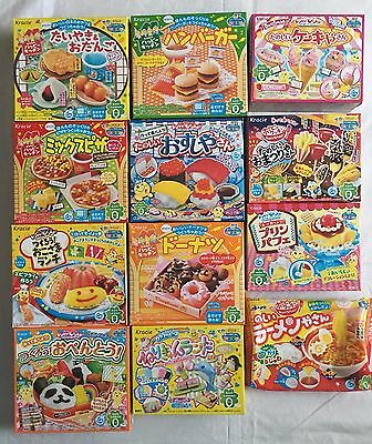 Kracie Japanese DIY making candy kit choice yourself happy kitchen poipn cooking