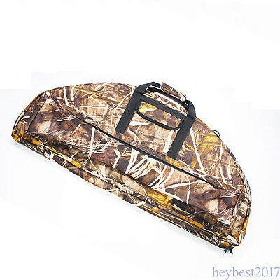 Hunting Archery Bow Backpack Bag Compound Bow Crossbow Case Holder Bag Case Best
