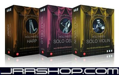 EastWest Hollywood Solo Series Bundle Gold Edition eDelivery JRR Shop