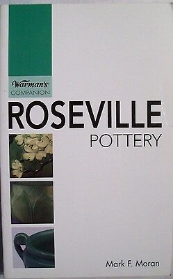 ROSEVILLE POTTERY PRICE GUIDE BOOK  1,100 color picture's