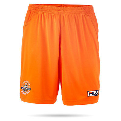 Luton Town 15/16 Replica Away Shorts Orange Adult
