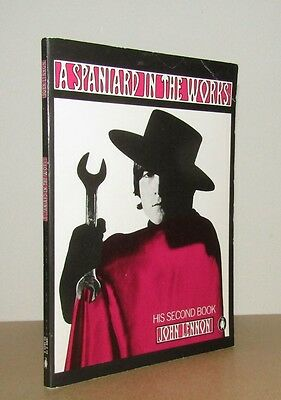 John Lennon - A Spaniard in the Works - Re-issued 1st