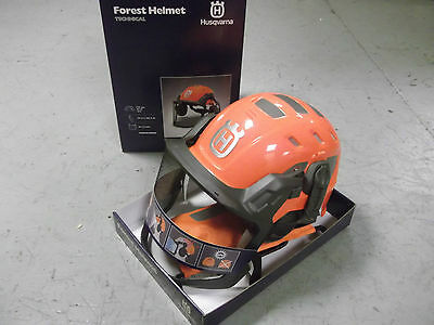 Husqvarna Technical Forest Helmet Brand New And Boxed