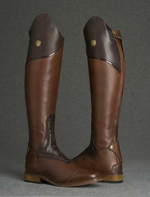 Mountain Horse Sovereign High Rider - Long Riding Boots - Black or Brown