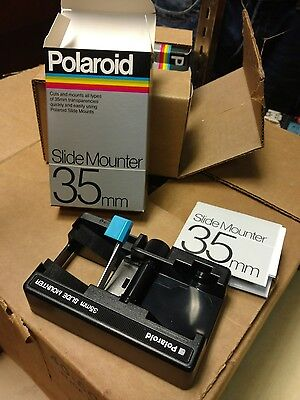 POLAROID 35mm Slide Mounter