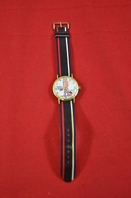 Spiro Agnew Wrist Watch Dirty Time Company Vintage Political Memorabilia  #1344