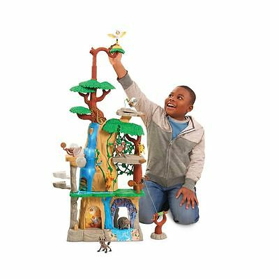 LION GUARD PLAYSET -  Training Lair Playset - LIGHTS AND SOUNDS - brand New