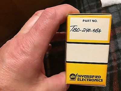 ATC Diversified TBD-240-ABA Time Relay