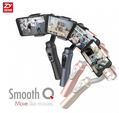 Zhiyun Smooth-Q 3-Axis Handheld Gimbal for Smartphones IPhone/Samsung/HTC/HUAWEI