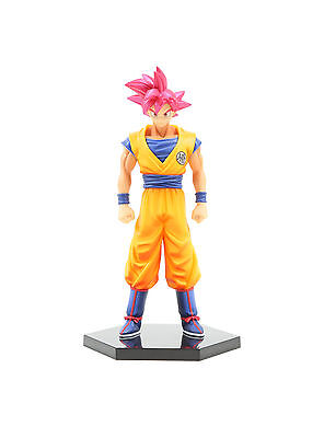 Banpresto Dragon Ball Z DXF Super Saiyan God Son Goku Figure 6""