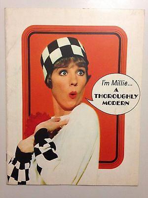 Dossier Presse Thoroughly Modern Millie - Julie Andrews