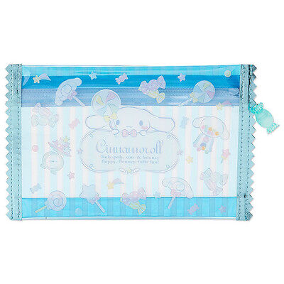 Cinnamoroll PVC Pen Case Pencil Pouch Candy Shop ❤ Sanrio Japan