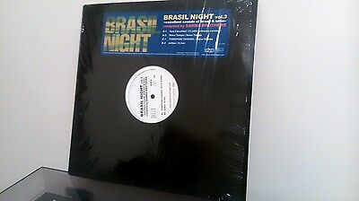 "VARIOUS - Brasil Night Vol.3 Sounds Of Brasil&Latin 12"" (BLJ RECORDS 004) JAPAN"