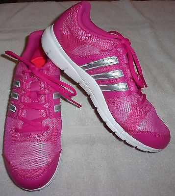 Women's Adidas Fitfoam Style b44386 Training Running Pink size 9.5 LNC