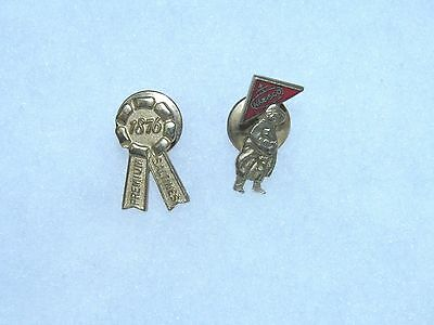 Lot Of 2 Nabisco Award or Service Pins