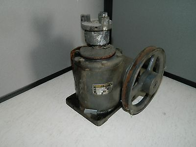 Vintage 1965 Winsmith Speed Reducer Ratio 58, Model 3CV, Out Torque 420