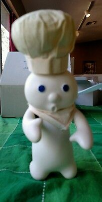 "Pillsbury Doughboy Figure in box.  ""Picnic Suprise""  Danbury Mint (c)1999 ExCond"