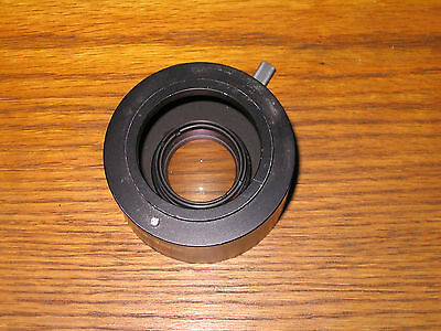 Zeiss 2X Lens For Fundus Camera Or Scope