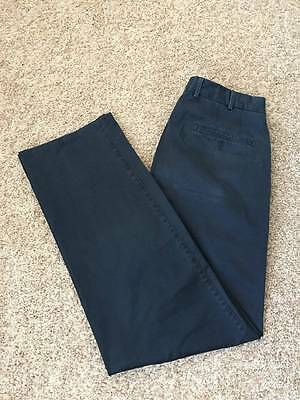 Mens Peter Millar 100% Pima Cotton Casual Chino Pants Size 34X32