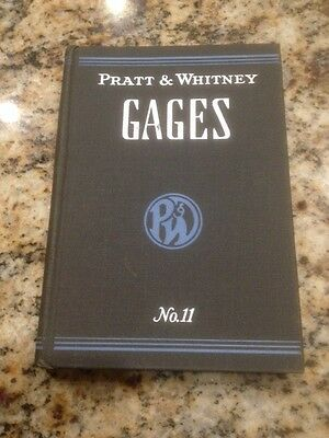 Pratt & Whitney Book of Gages