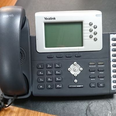 Yealink SIP T28P Enterprise HD IP Phone Telephone - 6 Line Phone - POE