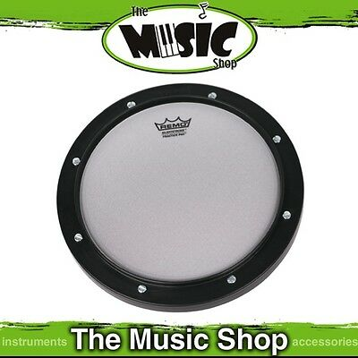 """New Remo 8"""" SilentStroke Tunable Drum Practice Pad - Silent Stroke - RT-0008-SN"""