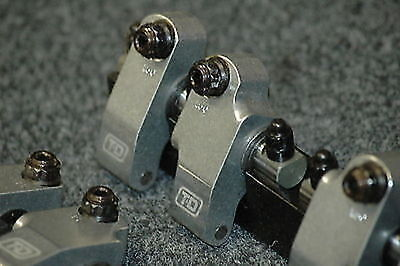 T&d Roller Rockers Chev Small Block With Afr 227-245 Head 1.5 Ratio Td2300-50-50