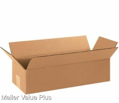 25  32x8x8 Shipping Boxes Packing Moving Storage Cartons Cardboard Mailing Box